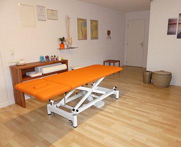 Die Praxis von Dorntherapie Adliswil